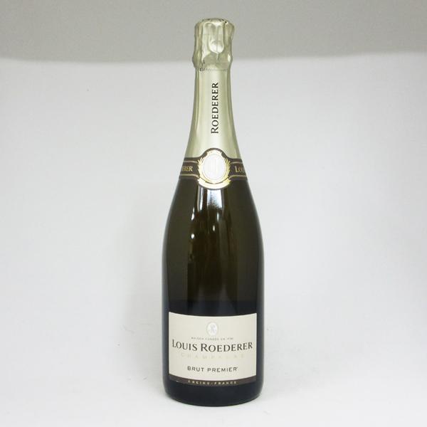 ルイ・ロデレール ブリュット・プルミエ 750ml 正規品 (箱なし)