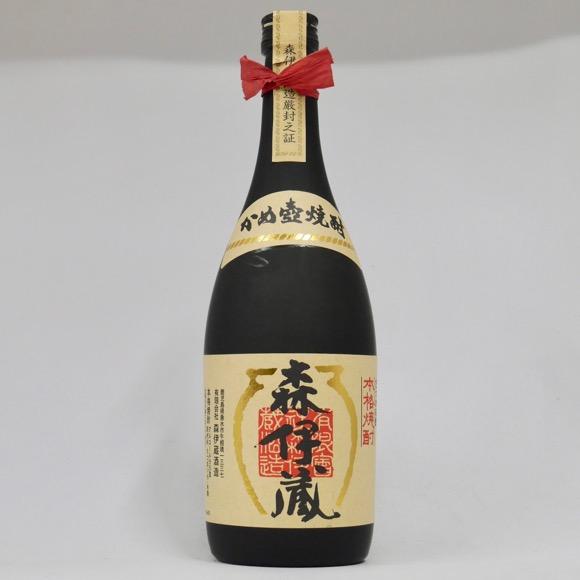 【レトロ】森伊蔵 JALUX 720ml (箱なし)