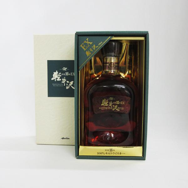 750 ml of Karuizawa storage 15 years EX 40 degrees (entering vanity case)