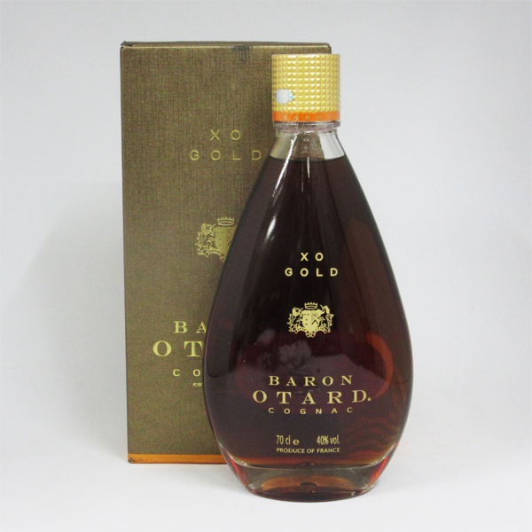 バロン オタール XO ゴールド 40度 700ml 正規品 (専用BOX入)