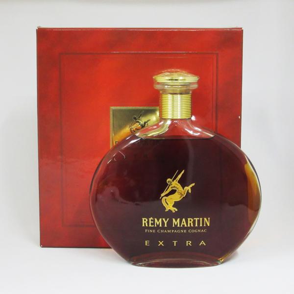 【レトロ】レミーマルタン エクストラ 40度 700ml 正規品 (専用化粧箱入り)