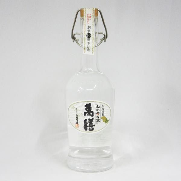 【レトロ:限定ボトル】萬膳 10周年記念ボトル 720ml