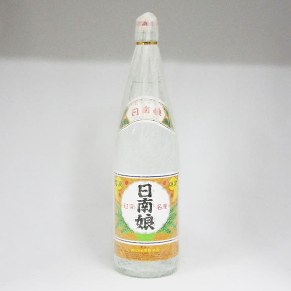 【透明瓶:紅はるか使用】日南娘 25度 1800ml