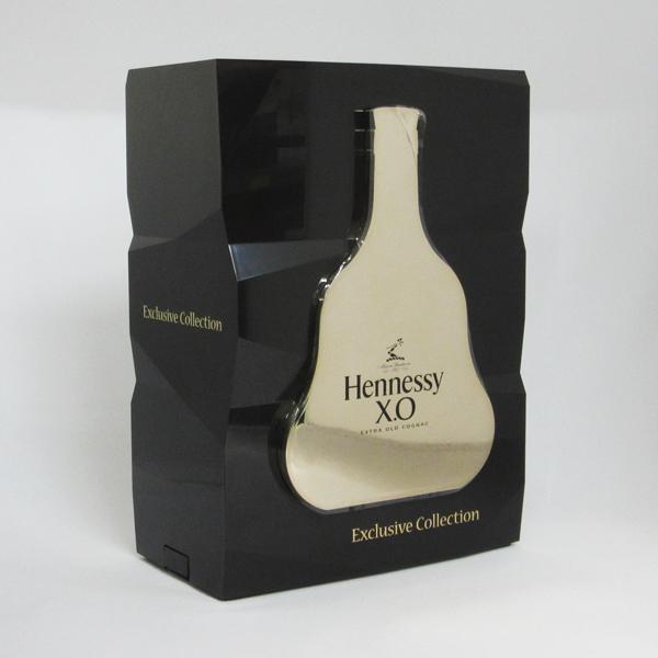 【レトロ】ヘネシー THE ORIGINAL X.O Exclusive Collection(エクスクルーシブ コレクション) 40度 700ml 正規品 (豪華化粧箱入り)