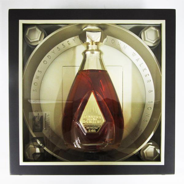 ジョン・ウォーカー&サンズ オデッセイ(JOHN WALKER&SONS ODYSSEY) 40度 700ml 正規品 (豪華化粧箱入り)