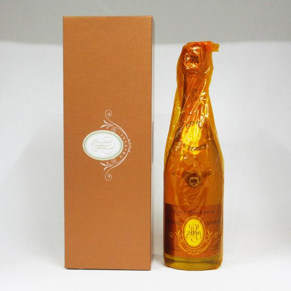 ルイ・ロデレール クリスタル・ロゼ 2006 750ml 正規品 (専用化粧箱付き)