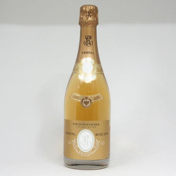 ルイ・ロデレール クリスタル・ロゼ 2009 750ml 正規品 (箱なし)