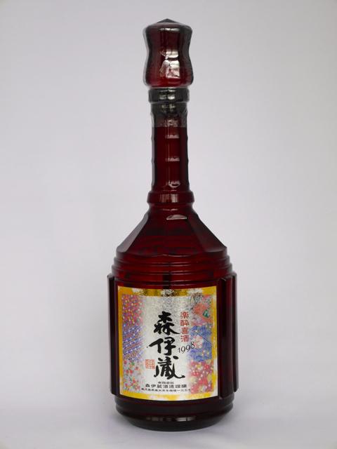 芋焼酎 楽酔喜酒 森伊蔵(もりいぞう) 1998年 600ml 【豪華専用木箱入り】