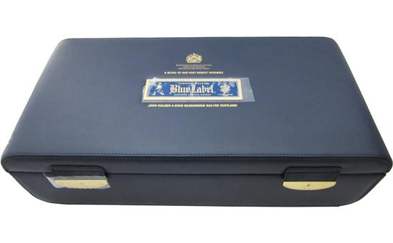 Johnnie Walker Blue label 43 ° 1750 ml genuine (Deluxe box set)