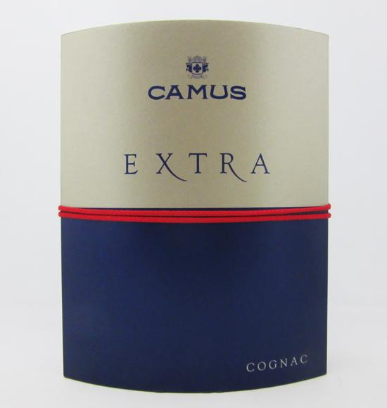 【レトロ】カミュ エクストラ 40度 700ml 正規品 (専用化粧箱入)