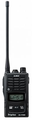 【ラッキーシール対応】 DJ-P300 アルインコ 複信 特定小電力トランシーバー トリプレックス