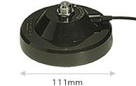 【ラッキーシール対応】 SPM356 ダイヤモンド 強力マグネットベース(ケーブル付き/6m)
