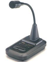 【ラッキーシール対応】 AM-508E アドニス コンプレッサーアンプ内蔵卓上マイクロホン