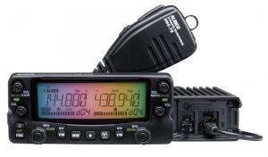 DR-735D アルインコ ツインバンド144/430MHz FM モービルトランシーバー 20W