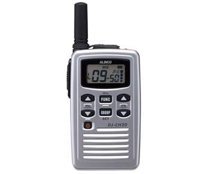 【ラッキーシール対応】 DJ-CH201S アルインコ 交互通話専用 20ch 防沫型 特定小電力トランシーバー