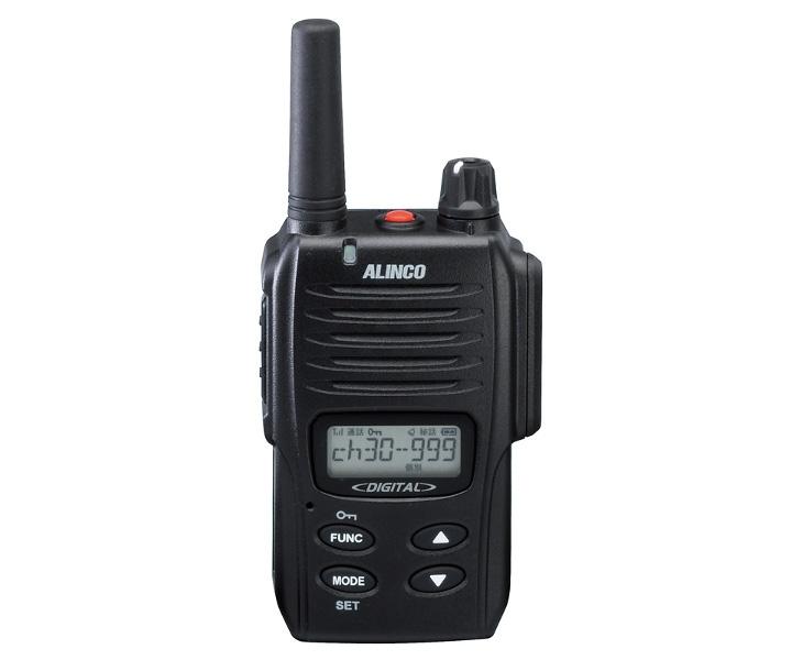 【ラッキーシール対応】 DJ-DP10B アルインコ 携帯型1W デジタル30ch (351MHz) ハンディトランシーバー 登録局対応