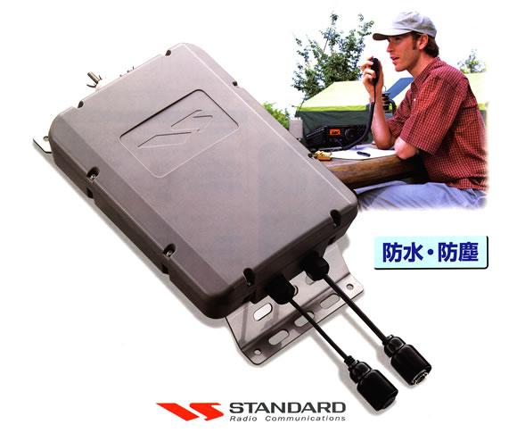 FC-40 八重洲無線 ロングワイヤー対応の外部オートアンテナチューナー