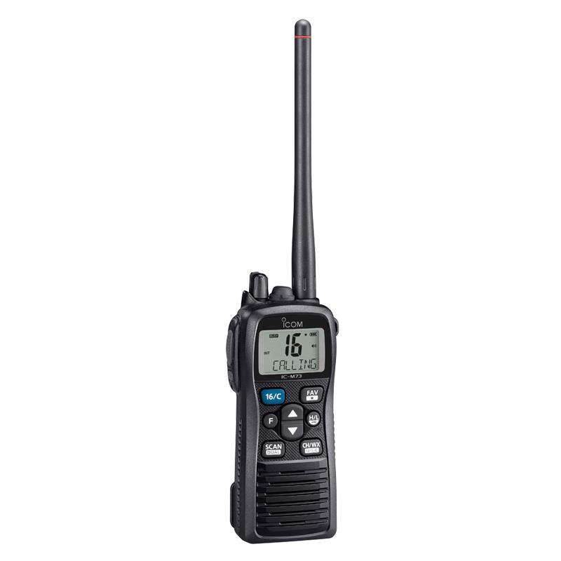 【ラッキーシール対応】 IC-M73J アイコム 国際VHFトランシーバー(携帯型/5W)