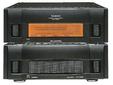 VL-1000 야에스 라디오 HF/50MHz 오토 안테나 튜너 1kW 선형 증폭기 VP-1000는 붙어 있지 않습니다.
