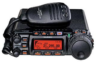 【ラッキーシール対応】 FT-857D YSK PKG 八重洲無線 1.9MHz-430MHz ウルトラコンパクトオールモード 100/50/20W