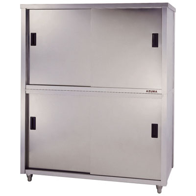 ACS-1800L アズマ (東製作所) 食器戸棚 片面引違戸 送料無料