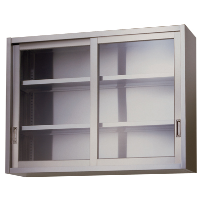 AS-900G-900 アズマ (東製作所) ガラス吊戸棚 送料無料
