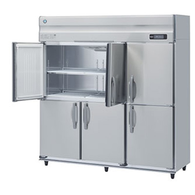 HF-180A3-ML ホシザキ インバーター制御 業務用冷凍庫 縦型冷凍庫 ワイドスルー 送料無料