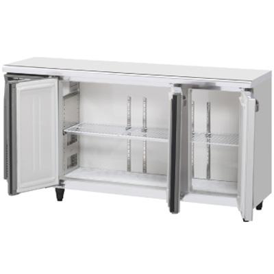 新品:ホシザキ 業務用テーブル形冷蔵庫 横型冷蔵庫 RT-150MTCG-ML ワイドスルー 送料無料 ホシザキ 選択 セール価格