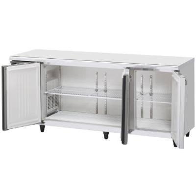 RT-180MNCG-ML ホシザキ 業務用テーブル形冷蔵庫 横型冷蔵庫 ワイドスルー 送料無料