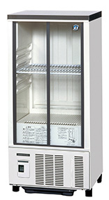SSB-48DTL ホシザキ 小形冷蔵ショーケース 送料無料
