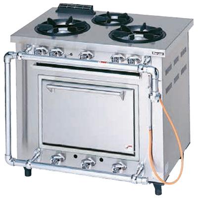MGRD-096D マルゼン ガスレンジ デラックスシリーズ 業務用 送料無料