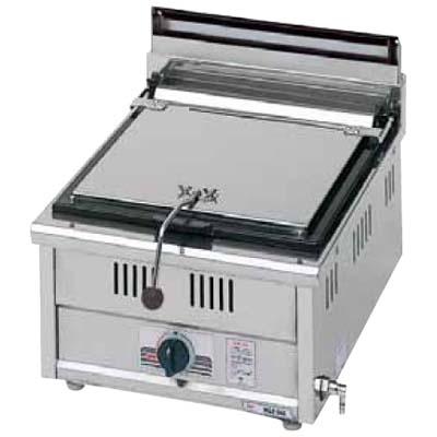 MGZ-046 マルゼン ガス餃子焼器 送料無料 ギョウザ焼き