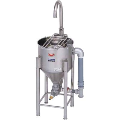 MRW-D7 マルゼン ドラフト水圧洗米機 送料無料