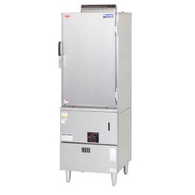 MUC-066D マルゼン ガス蒸し器 キャビネットタイプ 送料無料