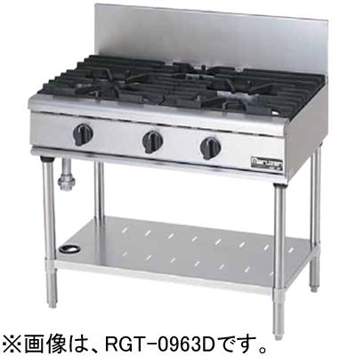 新品:マルゼン NEWパワークック ガステーブル RGT-0962D 人気ショップが最安値挑戦 2口 送料無料 マルゼン 保証