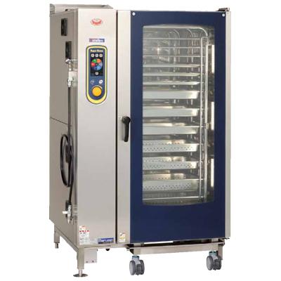 SSCGX-40D マルゼン スチームコンベクションオーブン 低輻射ガススーパースチーム エクセレントシリーズ 送料無料
