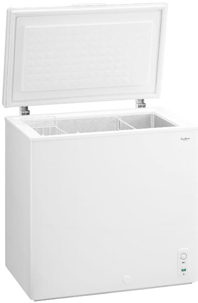 MA-6171A 三ツ星貿易 エクセレンス 冷凍ストッカー ホームフリーザー 冷凍庫 チェスト型 送料無料