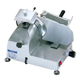 ミートスライサー 電動スライサー フードスライサー 肉スライサー ハムスライサー OMS-220 業務用