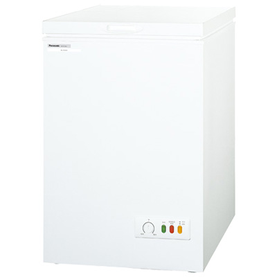SCR-FH10VA パナソニック チェストフリーザー 冷凍ストッカー 送料無料