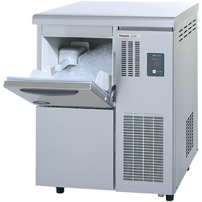 SIM-C120B パナソニック 製氷機 チップアイス アンダーカウンタータイプ 業務用 送料無料