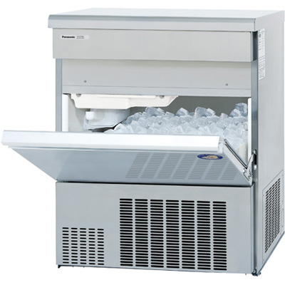 新品:パナソニック 製氷機 SIM-S5500B SIM-S5500B パナソニック 製氷機 キューブアイス バーチカルタイプ 業務用 送料無料