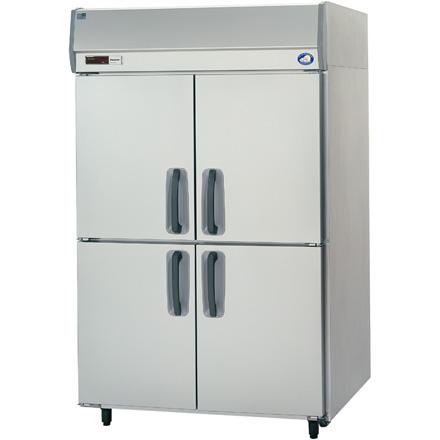 SRF-K1281A パナソニック たて型冷凍庫 ピラー有り 業務用 送料無料