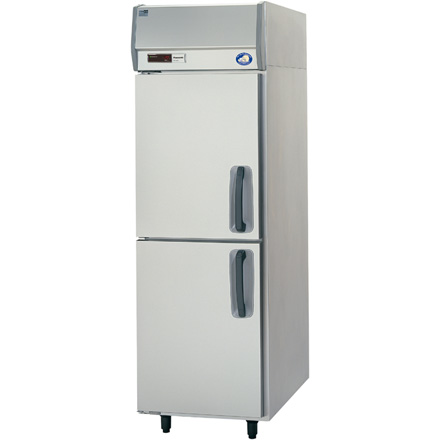 SRF-K683LA パナソニック たて型冷凍庫 左開き仕様 業務用 送料無料
