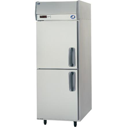SRF-K761L パナソニック たて型冷凍庫 左開き仕様 業務用 送料無料
