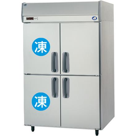 SRR-K1261C2B パナソニック たて型冷凍冷蔵庫 2室冷凍タイプ 業務用 送料無料