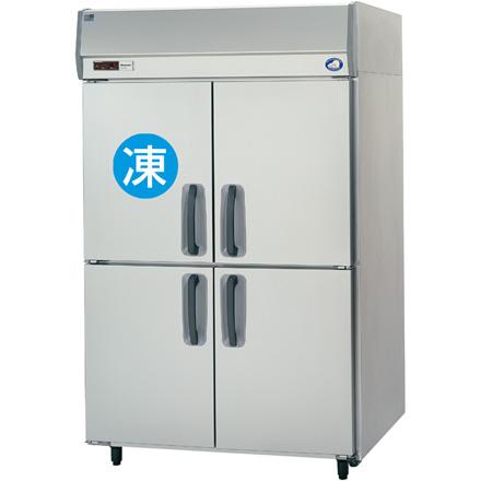 SRR-K1261CS パナソニック たて型冷凍冷蔵庫 1室冷凍タイプ 下室センターピラーレス 業務用 送料無料