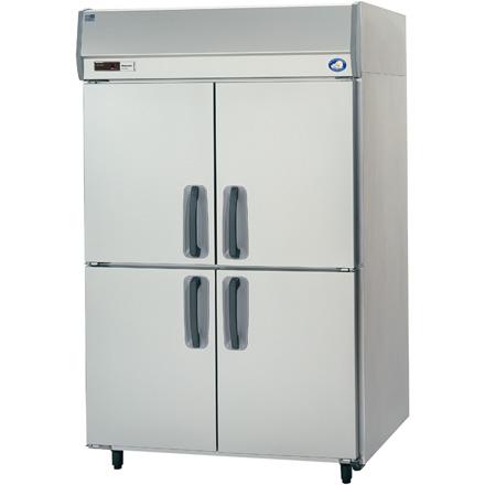 SRR-K1261S パナソニック たて型冷蔵庫 センターピラーレス 業務用 送料無料
