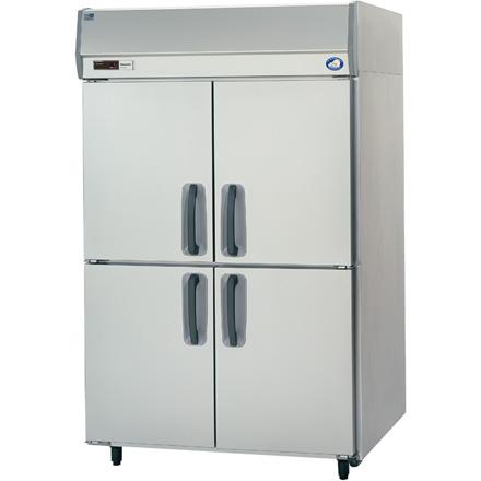 SRR-K1283S パナソニック たて型冷蔵庫 センターピラーレス 業務用 送料無料