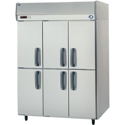 SRR-K1561-3 パナソニック たて型冷蔵庫 スリム扉 業務用 送料無料