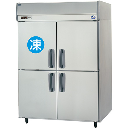 SRR-K1561CSB パナソニック たて型冷凍冷蔵庫 1室冷凍タイプ 下室センターピラーレス 業務用 送料無料